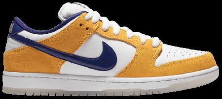 UA Nike SB Dunk Low Laser Orange