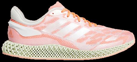 UA Adidas 4D Run Signal Coral