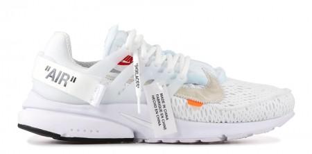 UA Off white Nike Presto White 2018 Release Date on Sale