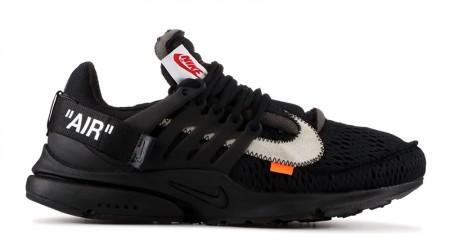 UA  Off white Nike Presto Black 2018 Release Date on Sale