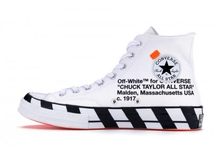 UA OFF-WHITE Converse Chuck 70 for Sale