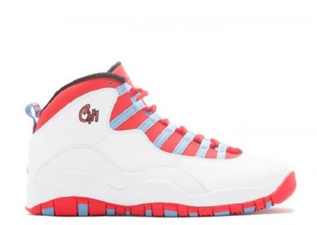 "UA Air Jordan 10 Retro ""Chicago"""