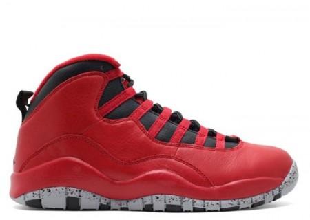 "UA Air Jordan 10 Retro 30th ""Bulls Over Broadway"""