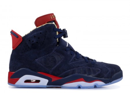UA Air Jordan 6 Retro Doernbecher 15th Anniversary