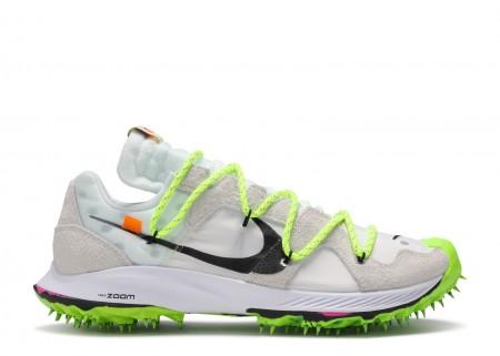 UA Nike Zoom Terra Kiger 5 Off-White White