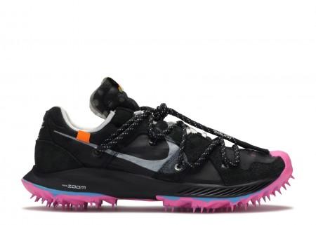 UA Nike Zoom Terra Kiger 5 Off-White Black
