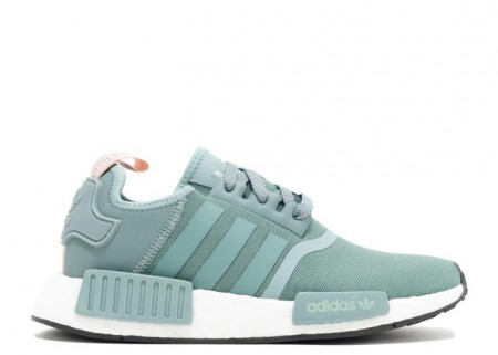 Cheap NMD R1 W Teal Vintage White