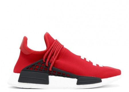 Cheap NMD PW Human Race Scarlet