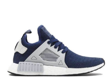NMD XR1 JD Sports Navy Blue Grey