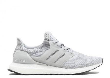UA Ultra Boost 3.0 Grey White