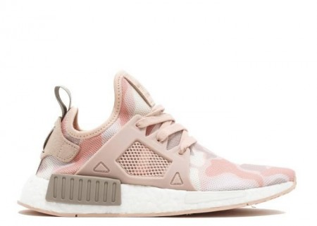 UA NMD XR1 Duck W Duck Camo Pack Pink