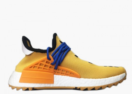 "UA Adidas NMD Human Race Pharrell Williams ""Pale Nude"" Hot Selling"