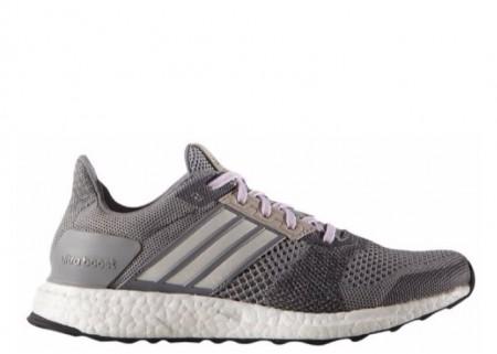 Cheap Ultra Boost Purple Glow Chalk White Grey Shoes