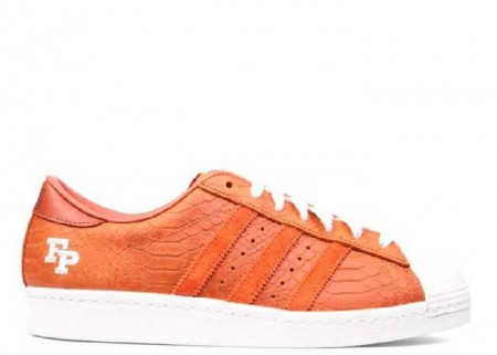 Cheap Superstar 80v FP Foxred Cwhite