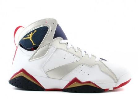 UA Air Jordan 7 Retro Olympic