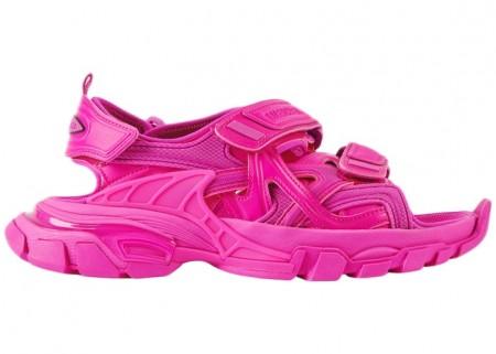 UA Balenciaga Track Sandal Rose Bubble Gum