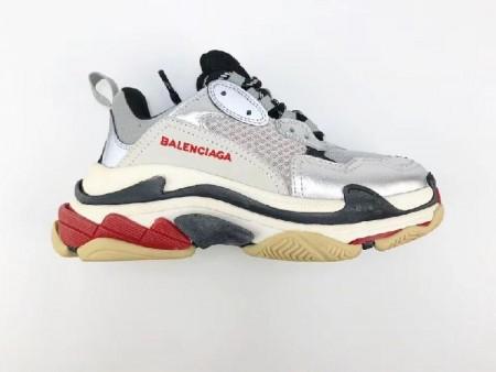 UA Triple S Silver Grey Sneakers Online