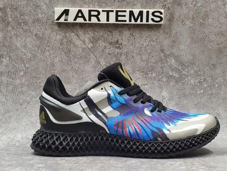 UA Adidas Alphaedge 4D