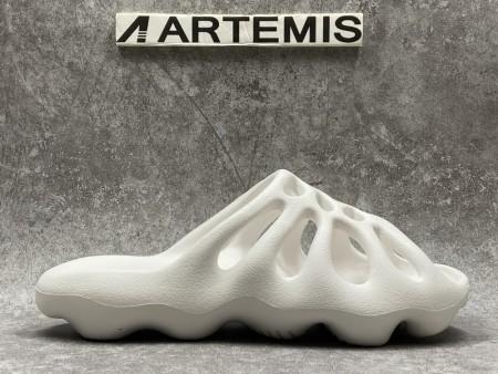 UA Adidas Yeezy Slide White (No Shoes Box)