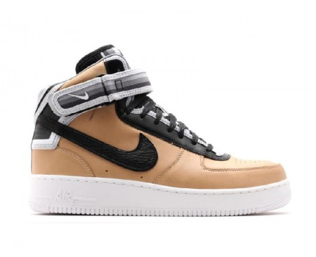 Air Force 1 Mid SP TISCI Vechetta Tan Black
