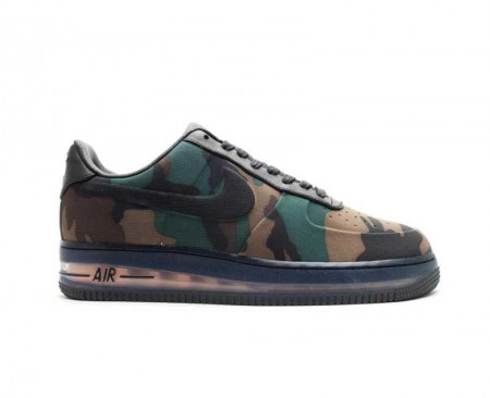 Air Force 1 Low Max Air VT OS Camo Black