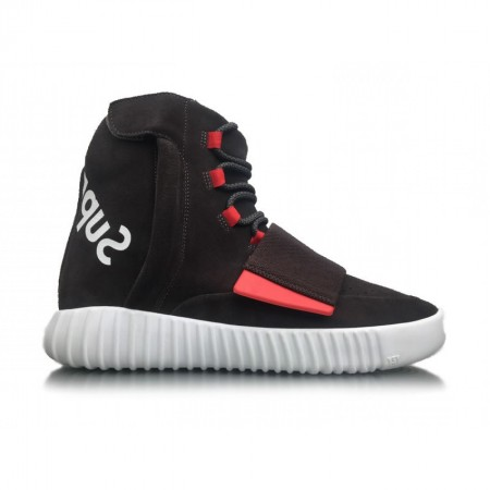 UA SUPREME X ADIDAS YEEZY 750 BOOST BROWN/RED