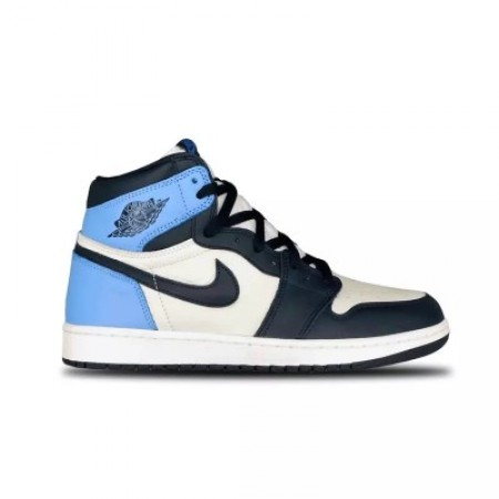 "UA AIR JORDAN 1 ""OBSIDIAN BLUE"""