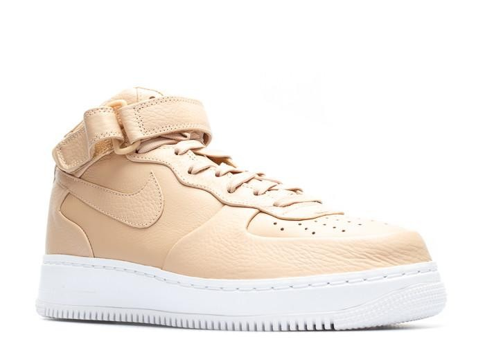 new style 9ea07 60bbd High Quality Air Force One Mid Vachetta Tan Shoes for Sale