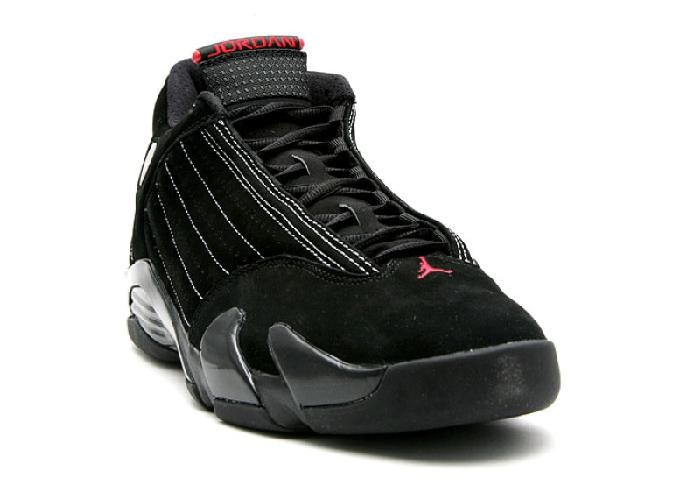 brand new c6cf2 511be UA Air Jordan 14 Retro Countdown Pack Black Varsity Red