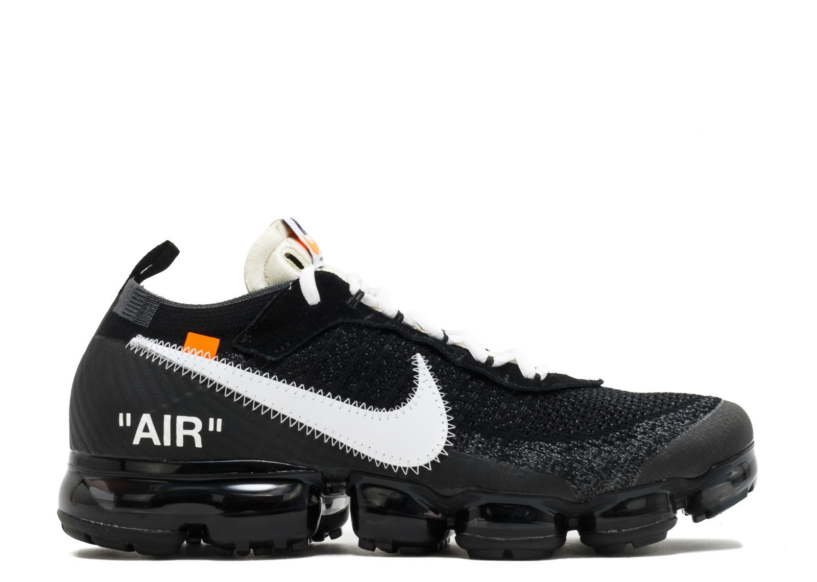 3635cc786e79a Best Cheap UAII Off White X Nike Air Vapormax Sneakers Sale on ...