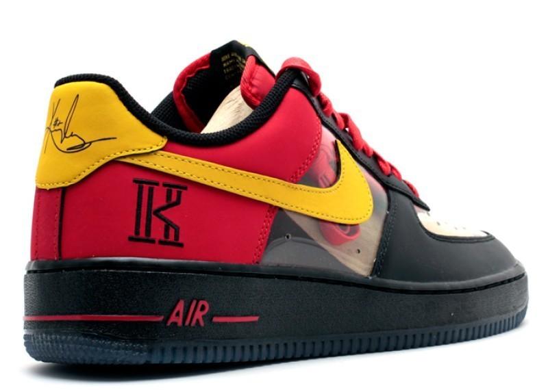 "new product e146e 78789 New UA Nike Air Force 1 CMFT Signature QS ""Kyrie Irving ..."