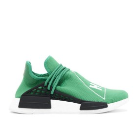 Cheap NMD Human Race Green White Black