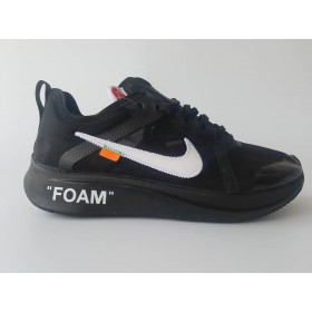 THE 10:UA Air Zoom Fly X Off White Black Online