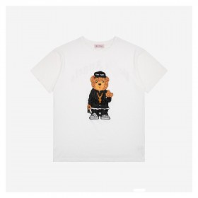 UA PALM ANGELS BEAR T-SHIRT WHITE
