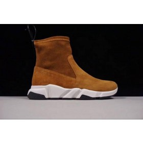 UA Fall/Winter Sheepskin Chestnut Sneakers Online
