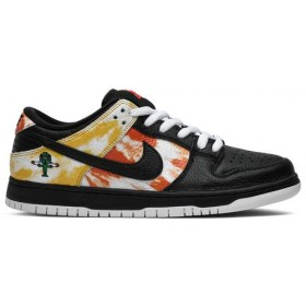 UA Nike SB Dunk Low Raygun Tie-Dye Black