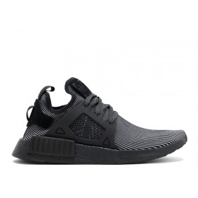 "UA Adidas NMD XR1 PK ""Triple Black"""