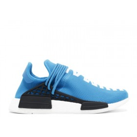 "UA Adidas PW Human Race NMD ""Pharrell"" Blue Color"