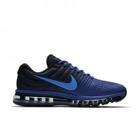 UA Air Max 2017 Deep Royal Blue Sports Running Shoes