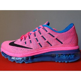 Nike Air Max 2016 Sky Blue Pink Online Running Shoes