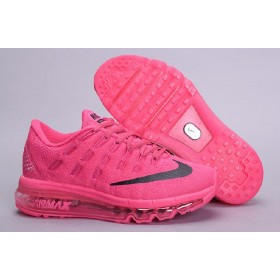 Low Price Nike Air Max 2016 Pink Online Running Shoes
