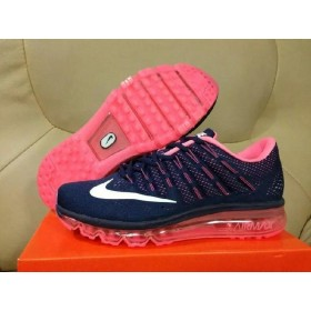 Nike Air Max 2016 Violet Pink Running Shoes