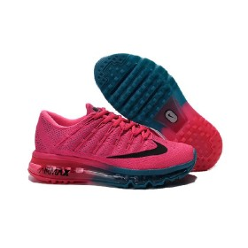 Nike Air Max 2016 Pink Blue Sale Online Running Shoes
