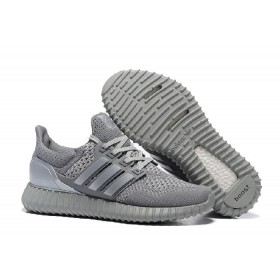 Yeezy Ultra Boost Sliver Gray