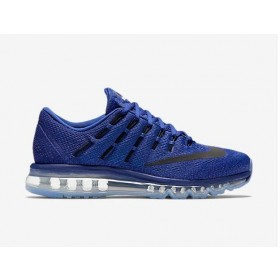 Nike Air Max 2016 Royal Blue Black Running Shoes