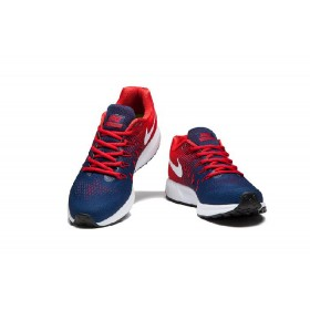 Air Zoom Pegasus 33 Deep Blue Red
