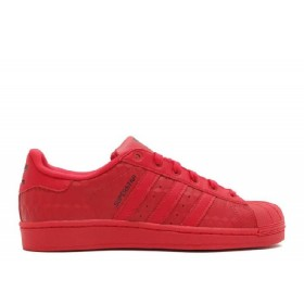 Cheap Superstar Triple Red J GS Rayred Cblack