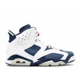 UA Air Jordan 6 Retro Olympic 2012 Release