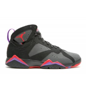 UA Air Jordan 7 Retro Defining Moments Black