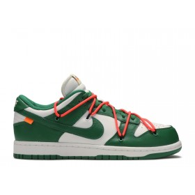 "UA OFF-WHITE X Dunk Low ""PINE GREEN"""